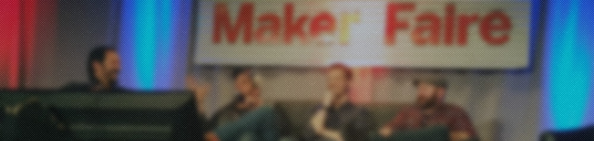 """""""Epic Fails"""" panel from Maker Faire"""